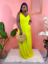 CHIC AS EVER MAXI DRESS (FINAL SALE)
