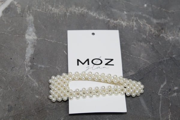 """HOUSE OF PEARLS"" HAIR PIN - Moz Glam"