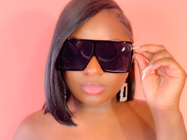 MAJOR SUNGLASSES (BLACK)