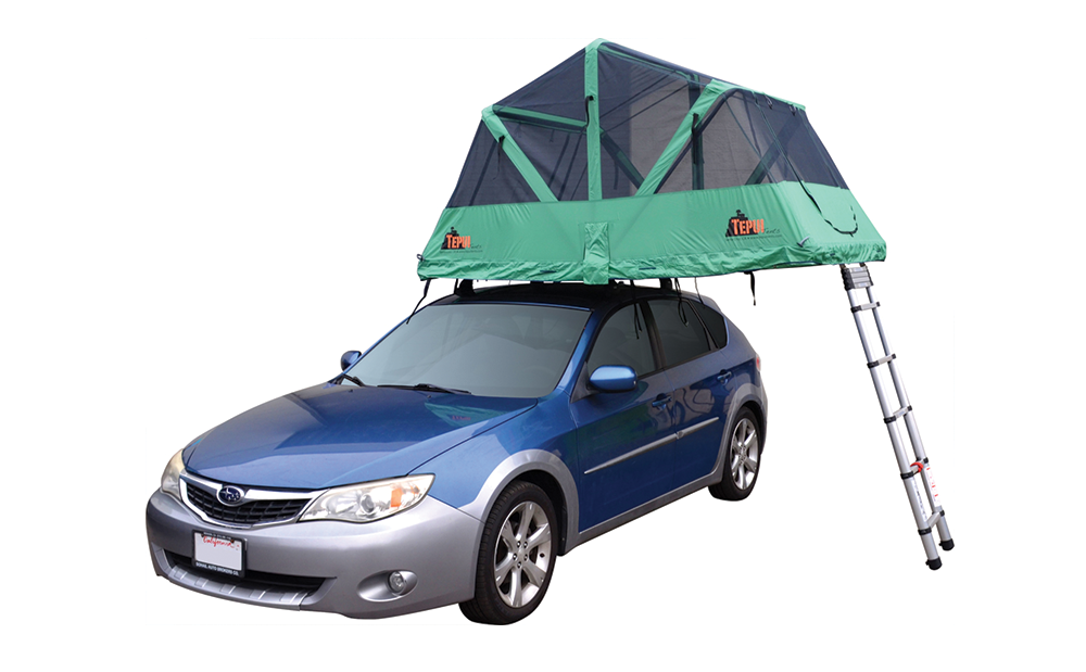 Baja Series Kukenam 3 Person Roof Top Tent  sc 1 st  Buy Roof Tents | Fast Free Shipping - buyrooftents.com & Baja Series Kukenam 3 Person Roof Top Tent u2013 buyrooftents