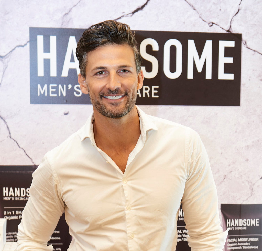 Grooming tips from Handsome man Tim Robards
