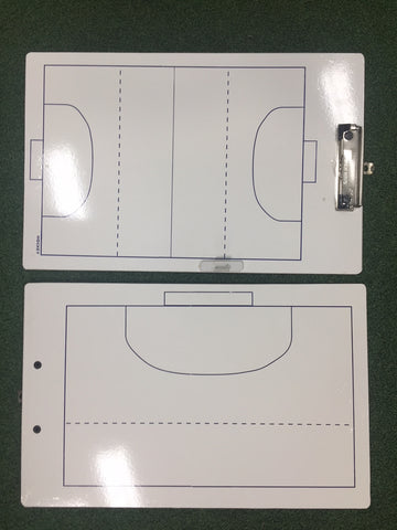 Double sided Coaches White Boards