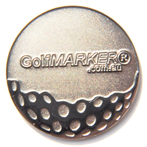Ball Marker, Hat Clip, Money Clip, Divot Repairer, Golf Gift, Woens Golf, Corporate Golf Day, Social Golf by GolfMARKER®