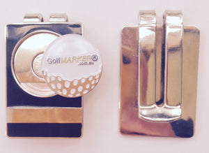Ball Marker, Hat Clip, Money Clip, Divot Repairer, Golf Gifts, Corporate Golf Day, Womens Golf, Social Golf by GolfMARKER®