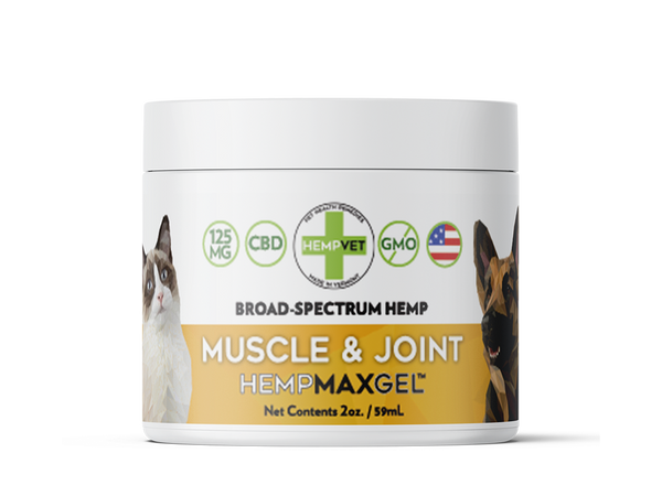 HEMPMAX GEL Muscle & Joint (2oz)