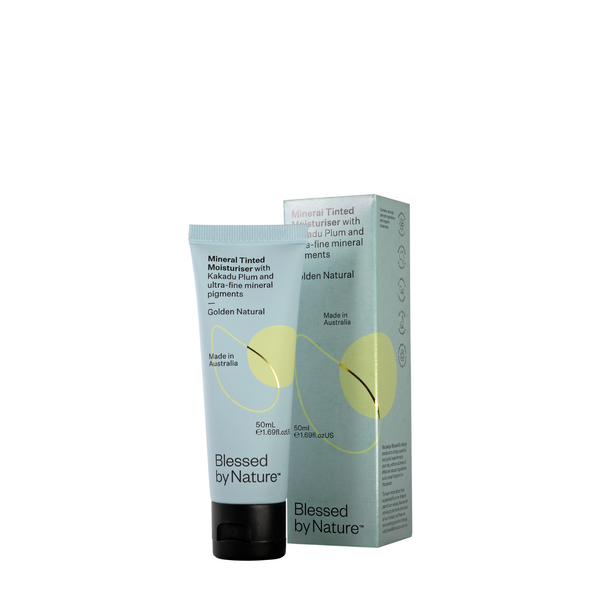 Mineral Tinted Moisturiser - Golden Natural