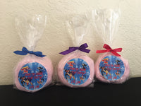 DC superhero girl Party favors