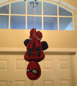 Spiderman Super Squad Hanging Large Cut Out 11x17