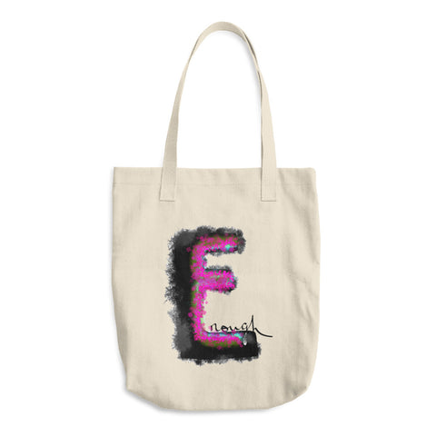 ENOUGH tote