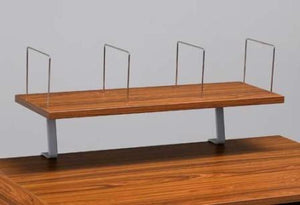 Cubit Desk Mounted Shelf