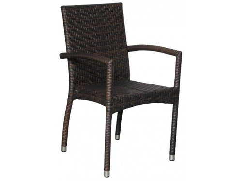 Palm Arm Chair