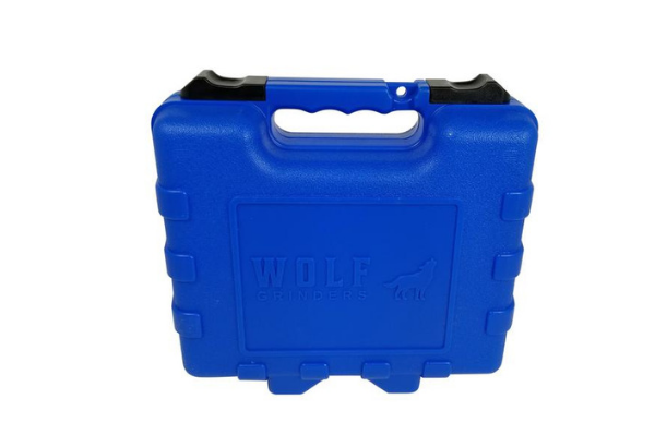 Wolf Grinder Carrying Case + Cannapack Vault