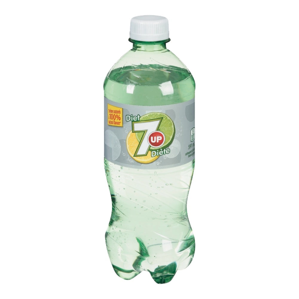 Boisson gazeuse Seven up diète - Seven up