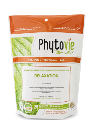 Tisane relaxation - Phytovie