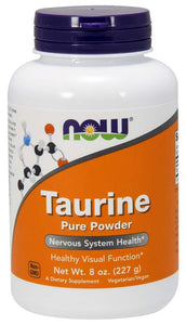 Taurine 100% pure - Now Foods