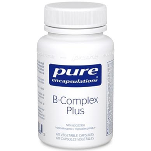 Complexe de vitamine B - Pure Encapsulations