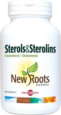 Sterols & Sterolins - New Roots Herbal