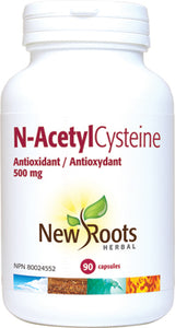 N-Acétyk Cystéine - New Roots Herbal