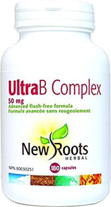 Complexe Ultra B 50 mg - New Roots Herbal