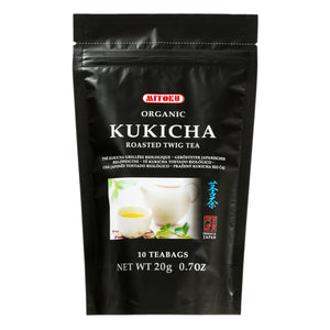 Organic Roasted Twig Kukicha Tea