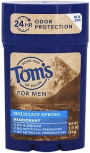 Tom's of Maine déodorant pour hommes, printemps à la montagne - Tom's of Maine