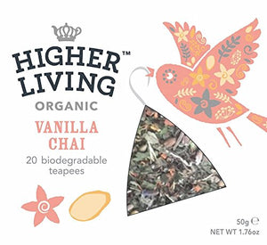 Higher Living -Vanilla Chai - Epipresto