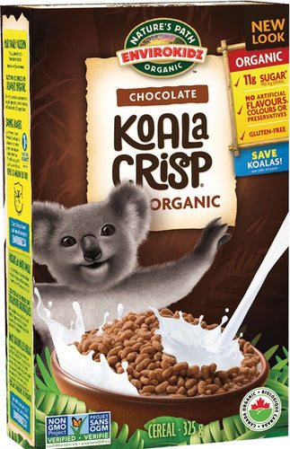 Koala crisp au chocolat - Nature's Path