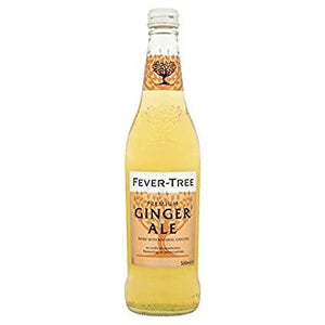 Fever-Tree -Soda au Gingembre - Epipresto