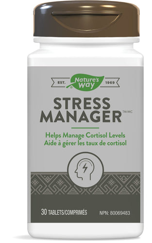 Support contre le stress - Nature's Way