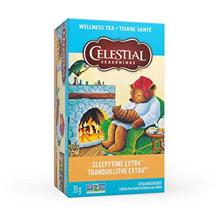 Celestial seasonings -Tisane tranquilithé (grand) - Epipresto