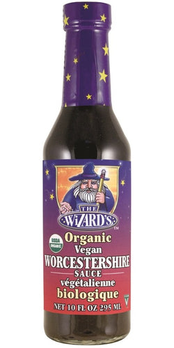 Sauce worcestershire végétalienne - The Wizard's