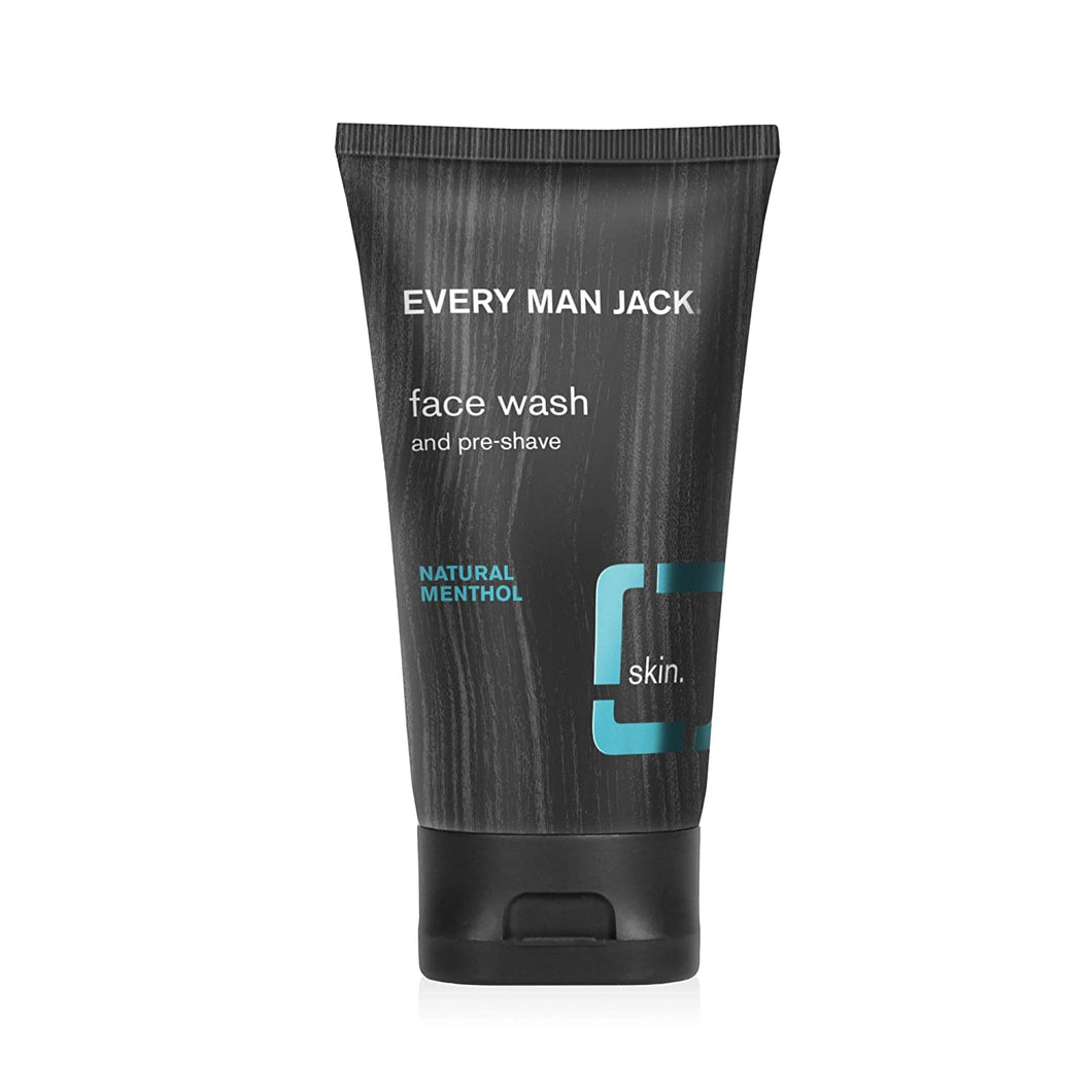 Lotion pour le visage au menthol naturel - Every Man Jack
