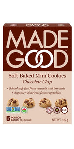 Soft Baked Mini Cookies Chocolate Chips