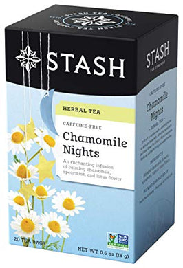 Herbal tea chamomile nuit - EpiPresto