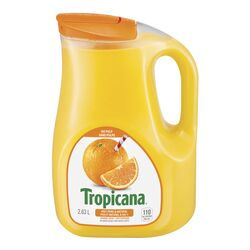 Jus d'orange sans pulpe, Pure Premium - 2,63 L - Tropicana