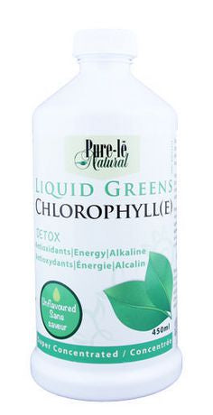 Chlorophylle - Sans saveur - Pure-le Natural