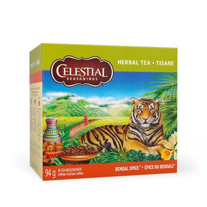 Tisane aux épices du bengal - Celestial seasonings