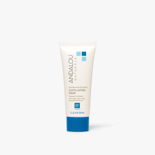 Masque exfoliant aux enzymes - Clear Skin - Andalou Naturals