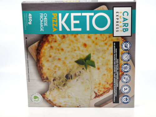 Keto Pizza  With Cheese