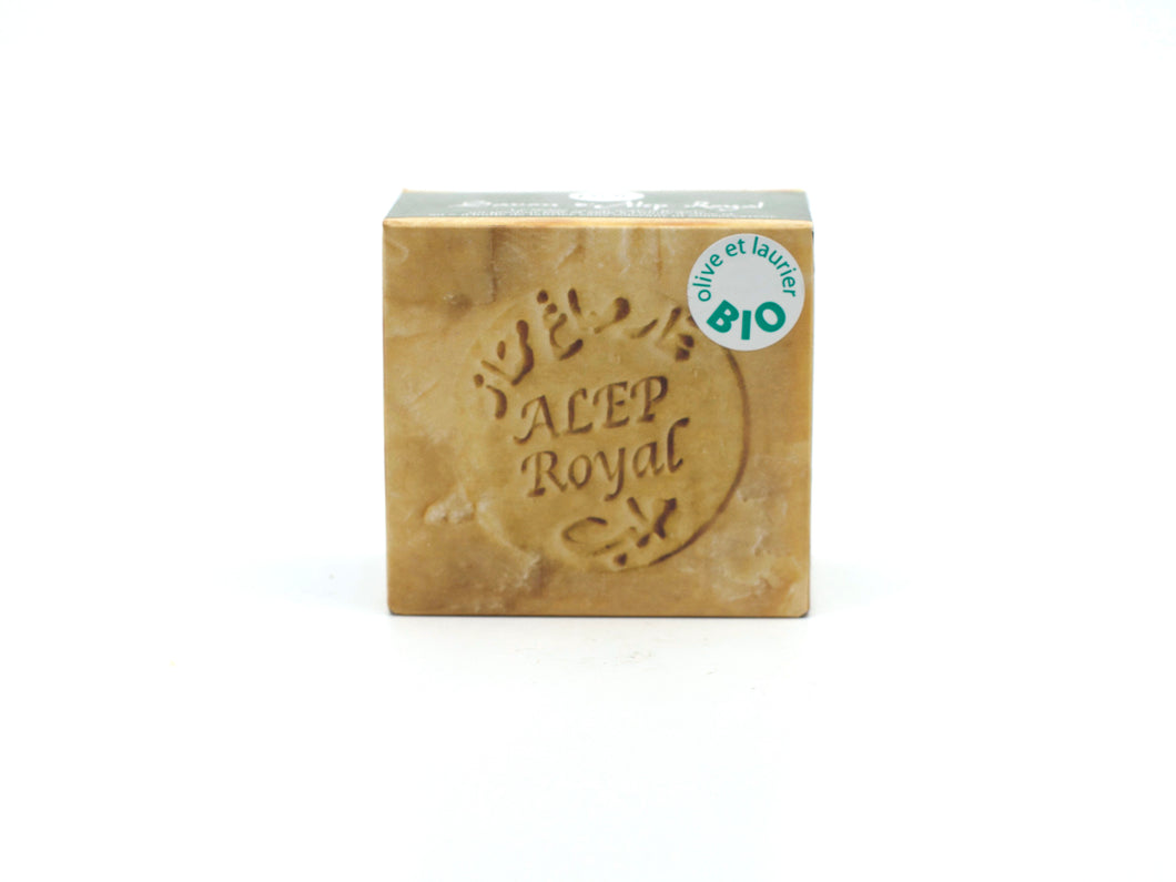 Organic Laurel And Olive Oil Aleppo Soap,