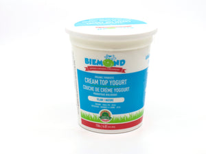 Cream Top Yogurt