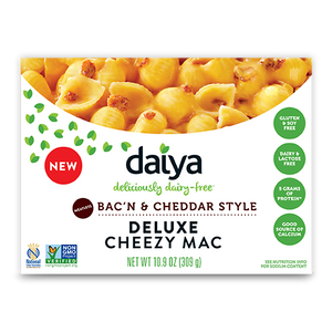 Gluten Free, Lactose Free Cheddar Cheese Macaroni With Bacon