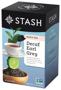 Black tea decaf earl grey - EpiPresto