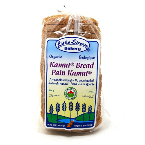 Litte Stream Bakery -Pain Kamut au levain naturel - Epipresto