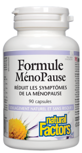 Formule MénoPause - Natural Factors