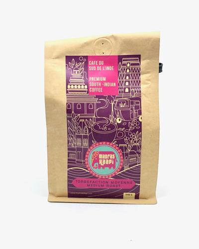 South India Coffee, Medium Roast