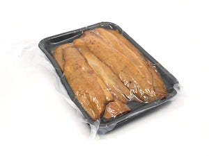 Salted And Smoked Herring Fillets
