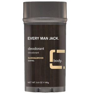 Déodorant santal - Every man jack