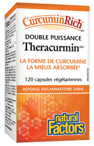 Theracurmin double puissance - Natural Factors