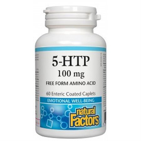 5-HTP acide aminé forme libre - Natural Factors